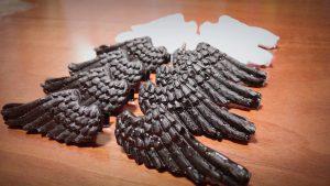 【♰堕天使の翼♰】堕天使の翼おリボン