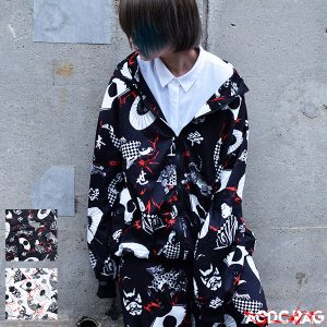 派手系のパンクでサイケな洋服ならACDC RAG 原宿竹下通り店 がおススメだよ(*^▽^*)パンク ロック 原宿系 歌舞伎のNEOジャパンシリーズかわいい!