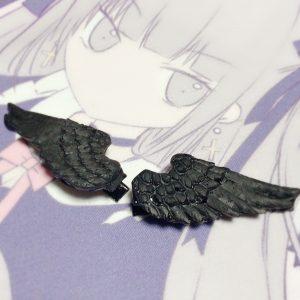 ご購入いただきありがとうございます!堕天使の羽をよろしくお願いいたします(*^▽^*)