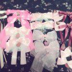 感謝セットのピンクのおリボンも完売しました(*^▽^*)こちら本日発送予定です(*^▽^*)どうもありがとうございます!ゴスロリクラロリおリボンです♪